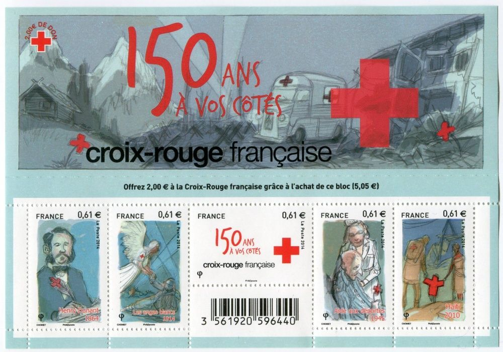 150 years Red Cross