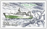 (2015) MiNr. 1220 ** - Saint Pierre a Miquelon - rybaření