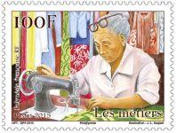 (2015) MiNr. 1279-1282 ** - Fr. Polynesie - Tradiční profese