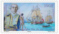 (2015) MiNr. 1286 ** - Fr. Polynesie - 250. výročí objevení ostrova krále Jiřího