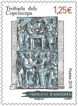(2015) MiNo. 789 ** - Andorra (Fr.) - Post stamps