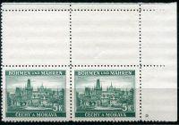 (1939) č. 38 ** - B.u.M. - Krajiny, hrady a města - Praha - d. z. +