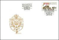 (1998) FDC 188 - 150. výročí revoluce v roce 1848