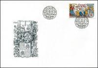 (1999) FDC 224 - 750.výročí Jihlavského horního práva