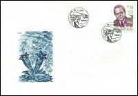 (2001) FDC 293 - 294 - Osobnosti (2)