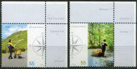 (2005) MiNr. 2481 - 2482 ** - Německo - Pošta: Doručování pošty v Německu