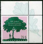 (2005) MiNr. 2483 ** - Německo - 100 let ochrany přírody Německo