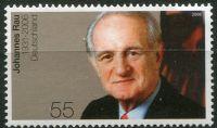 (2006) MiNr. 2528 ** - Německo - Úmrtí Johannes Rau