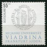 (2006) MiNr. 2533 ** - Německo - 500 years University Viadrina, Frankfurt