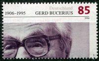 (2006) MiNr. 2538 ** - Německo - 100. narozeniny Gerd Bucerius