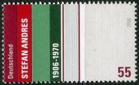(2006) MiNr. 2545 ** - Německo - 100. narozeniny Stefan Andres (1906 - 1970)