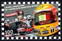 (2009) č. 2794 ** - Rakousko - Formule 1 - závodník (VII)