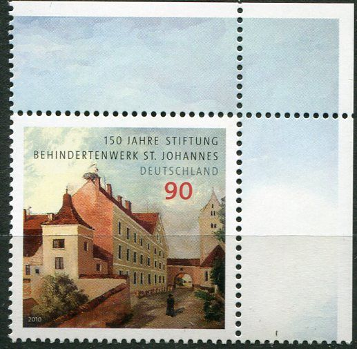 (2010) MiNr. 2817 ** - Německo - 150 let založení Behindertenwerk St. John