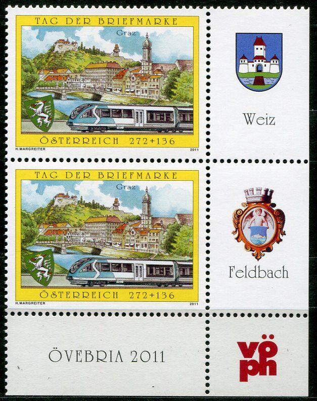 (2011) MiNr. 2936 ** - Rakousko - Den poštovních známek