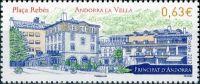 (2013) MiNr. 759 ** - Andora (Fr.) - Cestovní ruch