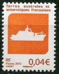 (2013) MiNr. 832 ** - Francouzská Antarktida - Výzkumná loď