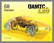 (2016) MiNr. 3244 ** - Rakousko - 120 let rakouského automobilového klubu