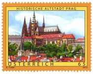 (2010) MiNr. 2862 ** - Rakousko - Praha
