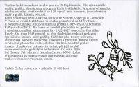 (2016) ZSn 873 ** - Tradice české známkové tvorby