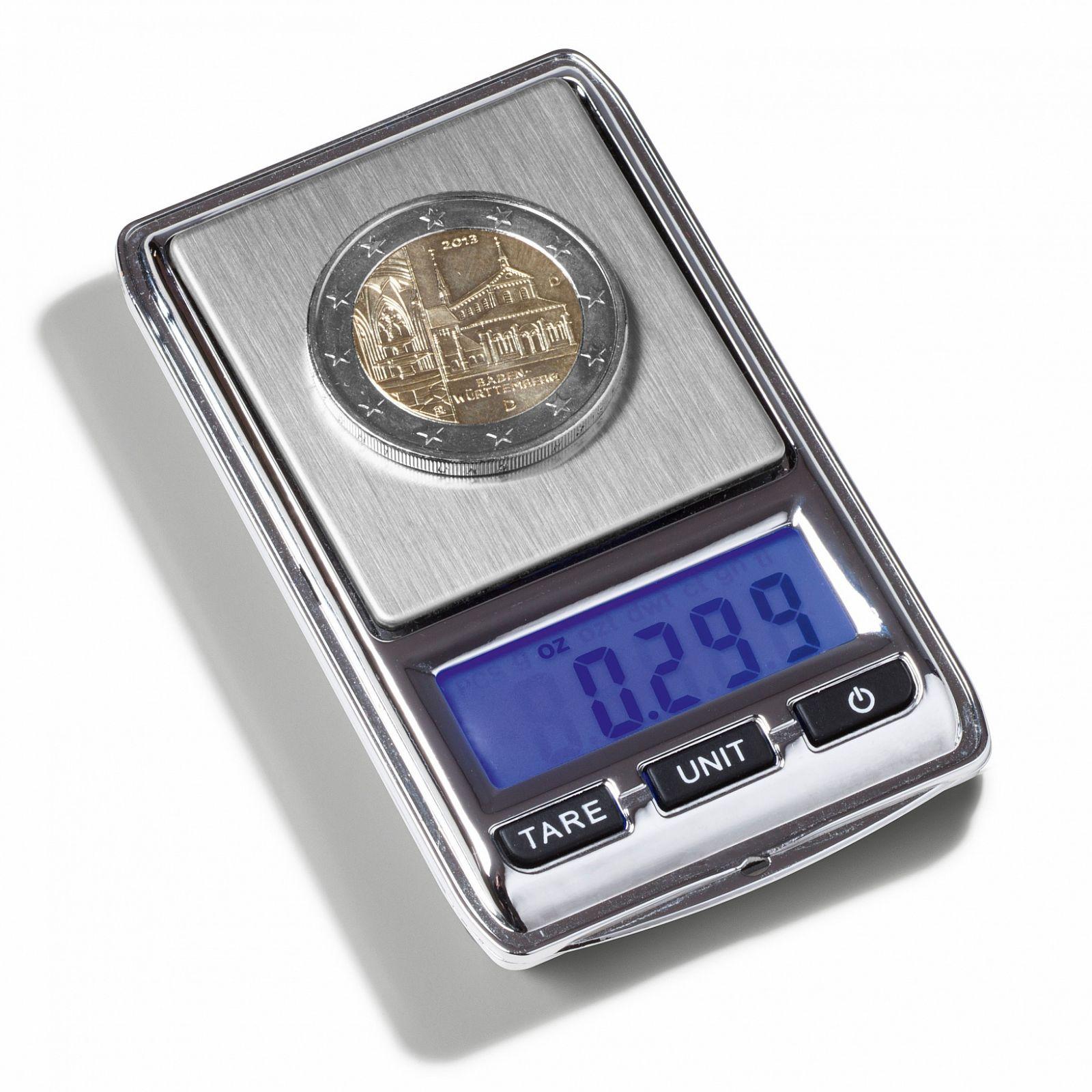 DIGITÁLNÍ mincovní váha LIBRA MINI