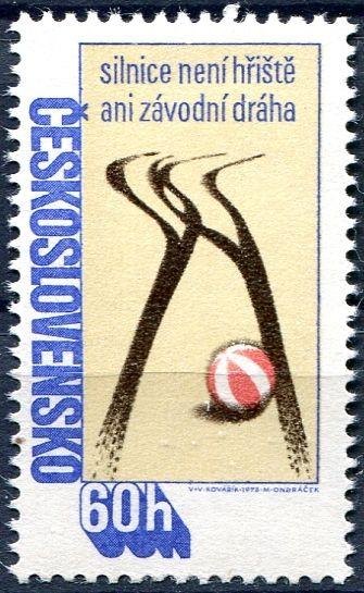 (1978) č. 2303 ** - Československo - BESIP
