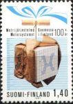 (1987) MiNr. 1010 ** - Finsko - 100 let metrický systém ve Finsku