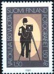 (1989) MiNr. 1072 ** - Finnland - briefmarken