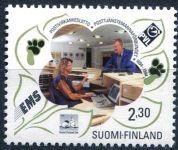 (1994) MiNr. 1244 ** - Finsko - 100 let sjednocení poštovních zaměstnanců