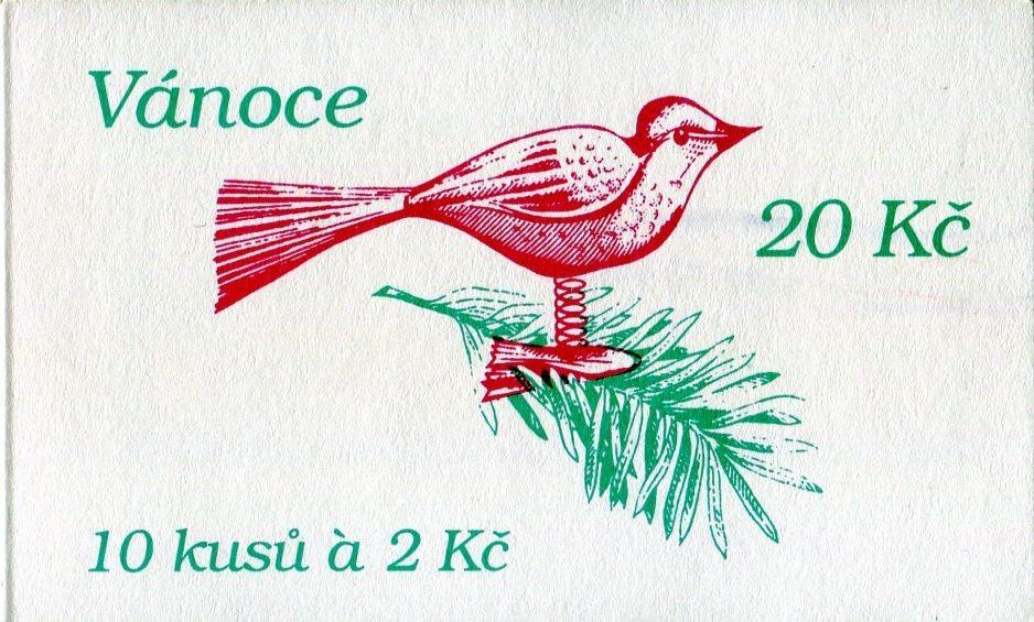 (1994) ZS 31 - Česká pošta - Vánoce