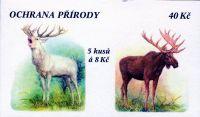 (1998) ZS 66 - Česká pošta - Ochrana přírody - Vzácná zvěř