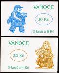 (1998) ZS 68 - 69 - Česká pošta - Vánoce