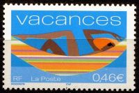 (2002) MiNo. 3630 ** - France - post stamps