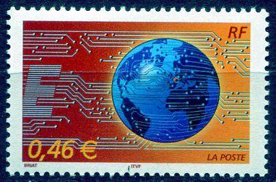 (2002) MiNr. 3670 ** - Francie - Korporátní komunikace