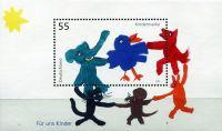 (2003) MiNr. 2360 ** - Německo - BLOCK 64 - Pro naše děti