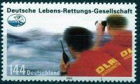 (2003) MiNr. 2367 ** - Německo - Německá záchranná Association (DLRG)