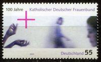 (2003) MiNr. 2372 ** - Německo - 100 let katolická německé Dámská federace
