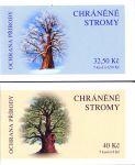 (2004) ZS 93 - 94 - Česká pošta - Ochrana přírody - chráněné stromy
