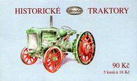 (2005) ZS 100 - Česká pošta - Historické traktory