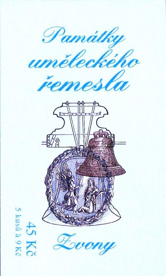 (2005) ZS 96 - Česká pošta - Umělecká řemesla - Zvony