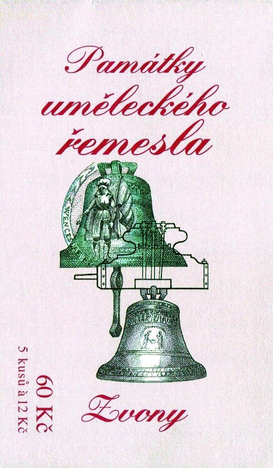 (2005) ZS 97 - Česká pošta - Umělecká řemesla - Zvony