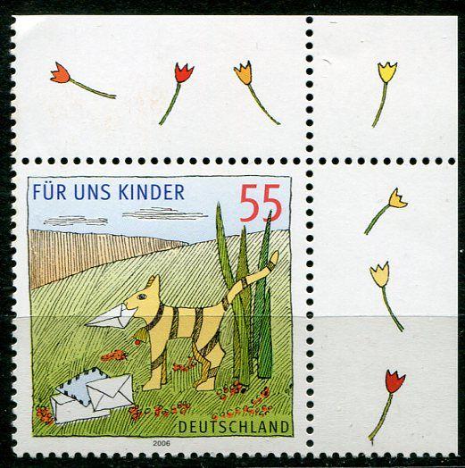 (2006) MiNr. 2557 ** - Německo - Pro naše děti