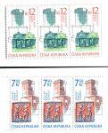 (2007) ZS 104 - 105 - Česká pošta - Umělecká řemesla - Historická kamna