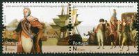 (2008) MiNr. 3259 - 3260 ** - Portugalsko - 200. výročí příchodu královské rodiny do Brazilie