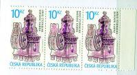 (2008) ZS 106 - Česká pošta - Umělecká řemesla - Historická kamna
