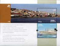(2012) MiNr. 3721 ** - Portugalsko - BLOCK 331 - Evropa: Návštěvy