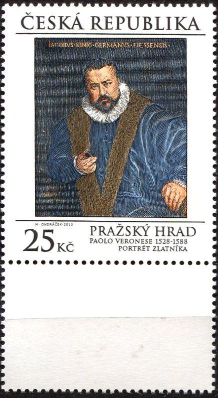 (2013) č. 764 ** - Česká republika - Pražský hrad