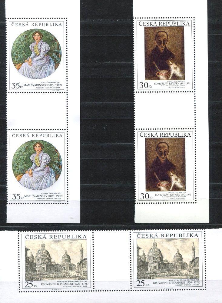 (2013) č. 792 - 794 ** - Česká republika - Umění 2013