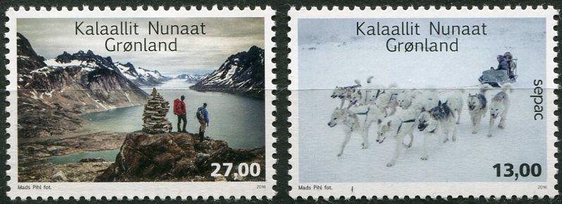 (2016) MiNr.  ** - Grónsko - Sepac 2016 - Roční období