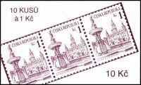 (1993) ZS 9 - Česká pošta - České Budějovice