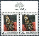 (1996) č. 131 ** - KH - ČR - Umění 1996